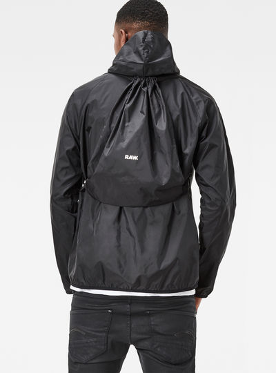 Strett Hooded Gymbag Jacket