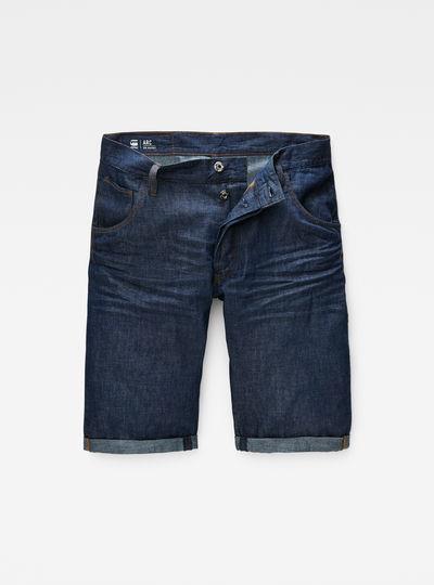 Arc 3D 1/2 Length Shorts
