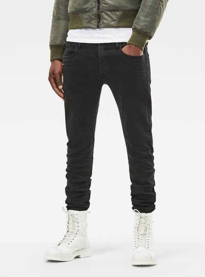 3301 Deconstructed Slim Jeans