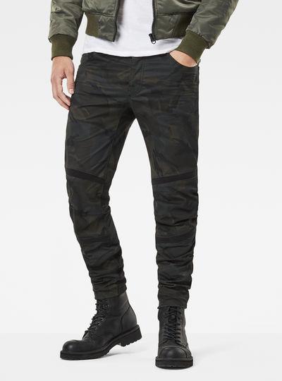 Motac-1 Deconstructed 3D Slim Pants