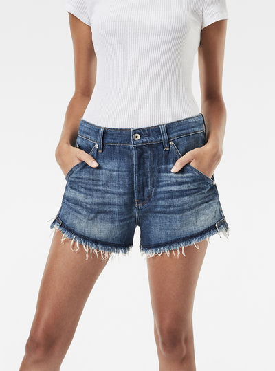 5621 Custom Boyfriend Shorts