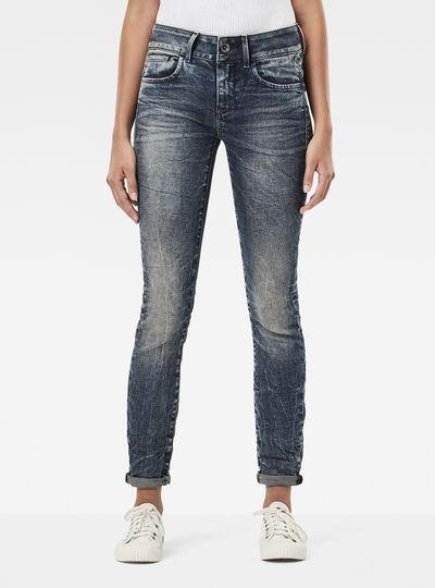 Midge D-Cody Mid Skinny Jeans