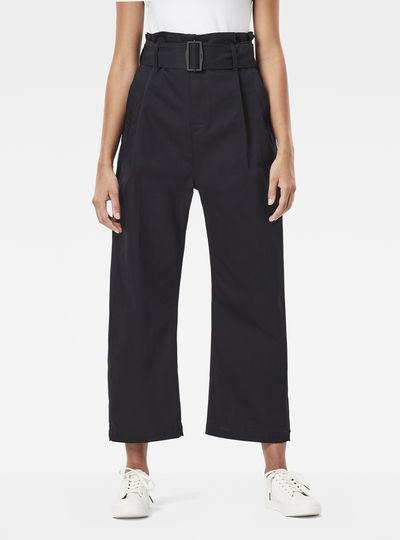 Bronson Xl Paperbag Waist Pants