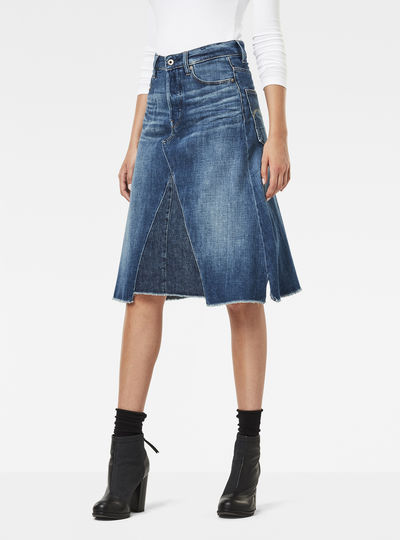 3301 Custom Long Skirt