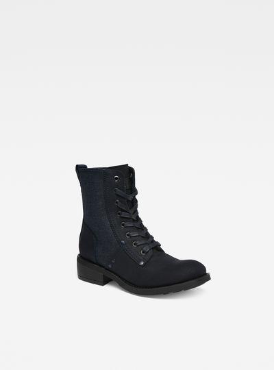 Labor Denim Boots