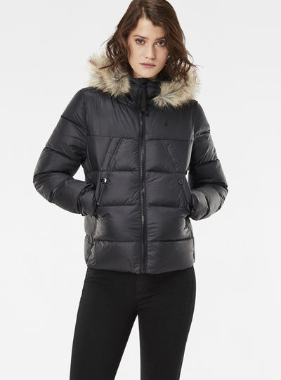 Whistler Hooded Down Jacket