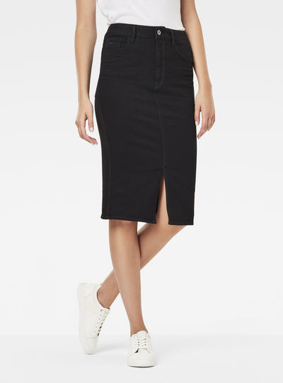 3301 Slim Skirt