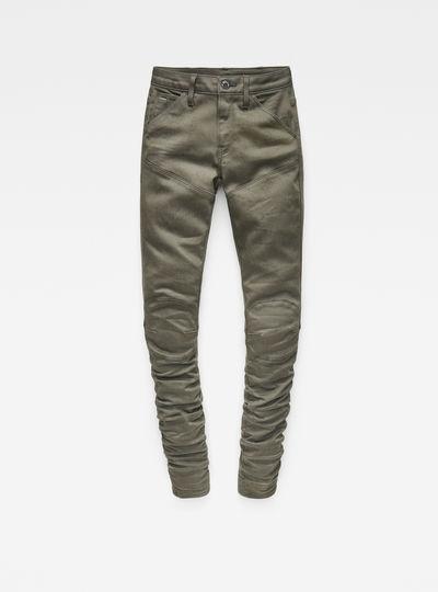5620 G-Star Elwood Staq 3D Mid Waist Skinny Color Jeans