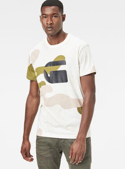 Ustri Pattern T-Shirt