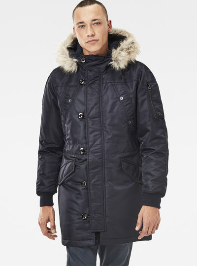 Expedic Hooded Parka