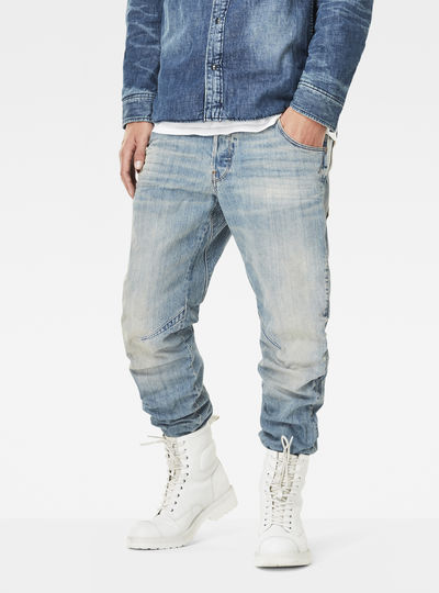 Arc 3D Tapered Prestored Jeans