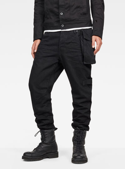 Arc 3D Tapered Auxilary Components Jeans