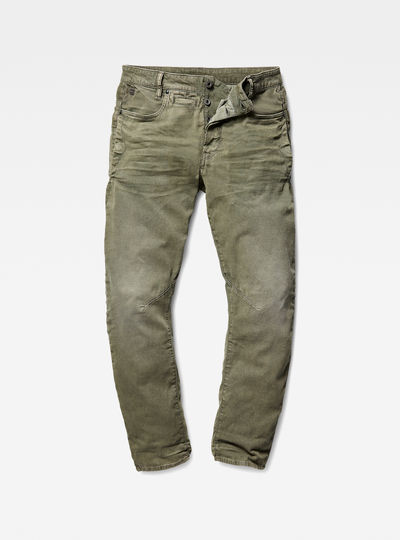 D-staq 3D Straight Tapered Colored Jeans