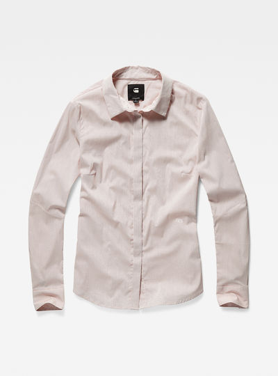 Deline Slim Tailored Shirt