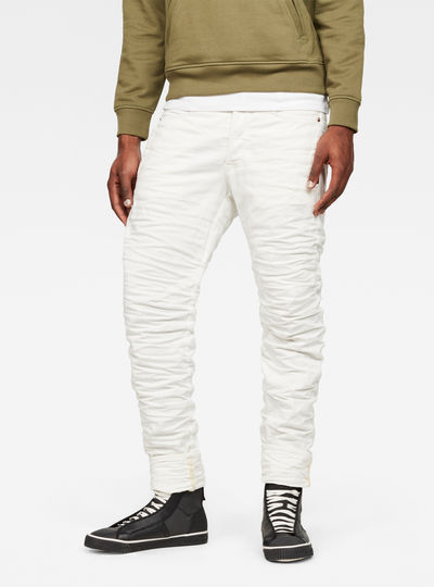 Raw Essentials Staq 3D Tapered Jeans