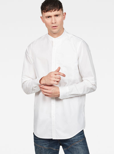 Stalt Loose long Shirt
