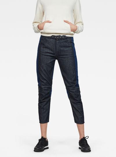 5622 Racewood High Tapered 7/8-Length Pants