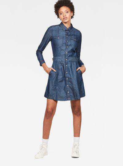 3301 Fit & Flare Dress