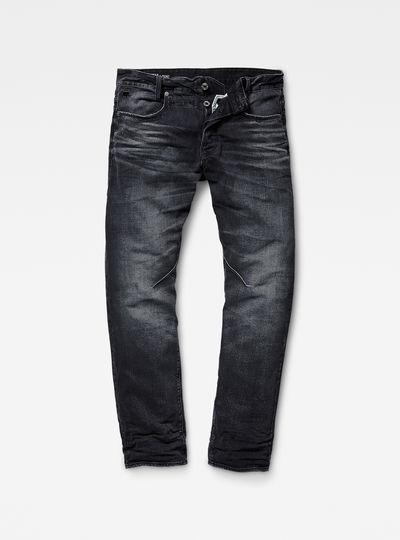 D-Staq 5-Pocket Straight Jeans