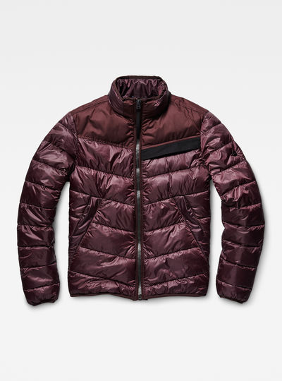 Deline Quilted Jacket