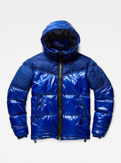 Whistler Hooded Quilted Jacket