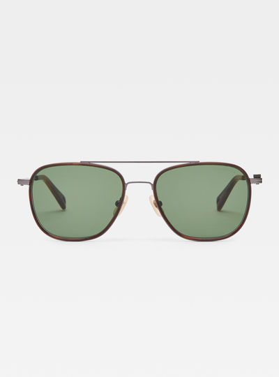 Metal Hoym Sunglasses