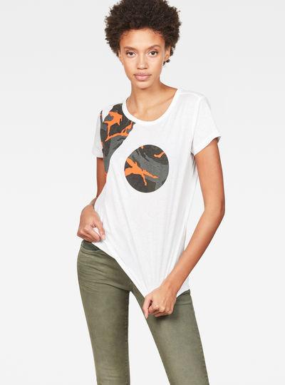 Fauq Straight T-Shirt