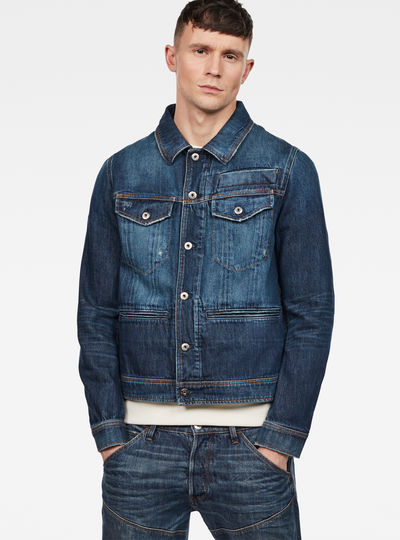 D-Staq 3D Deconstructed Jacket Sustainable f901c22767