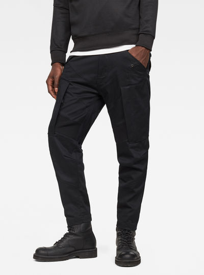 Motac-X Deconstructed Tapered Cargo Pants