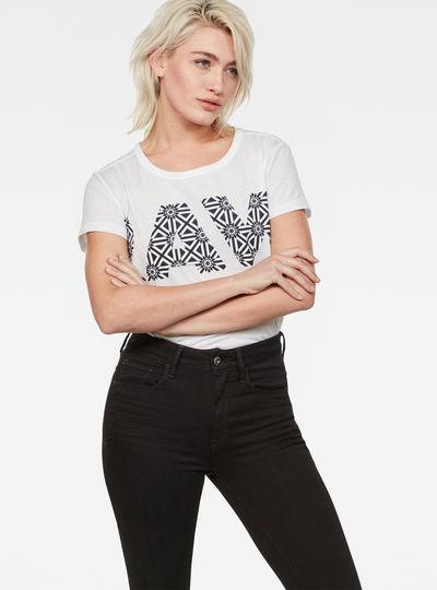 Oluva Straight T-Shirt
