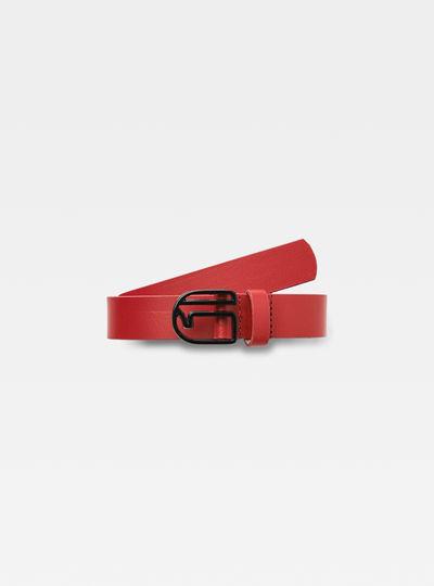 Caisa Logo Pin Belt