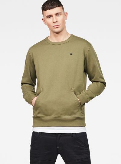 Core Hybrid Archive Sweater