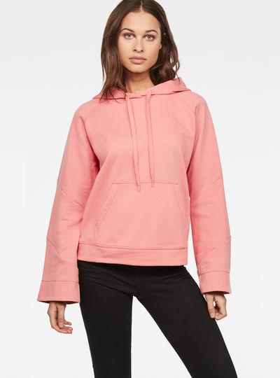Spiraq Straight Hooded Sweater