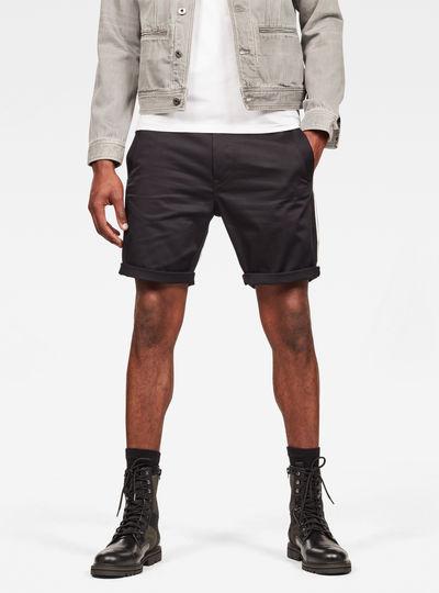 Bronson Straight 1/2-Length Shorts