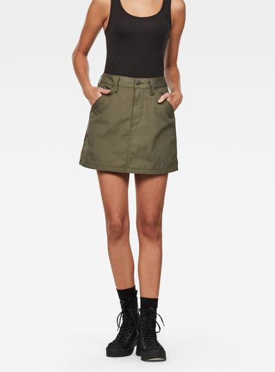 G-Star Elwood 5622 Tone-Mix A-Line Skirt