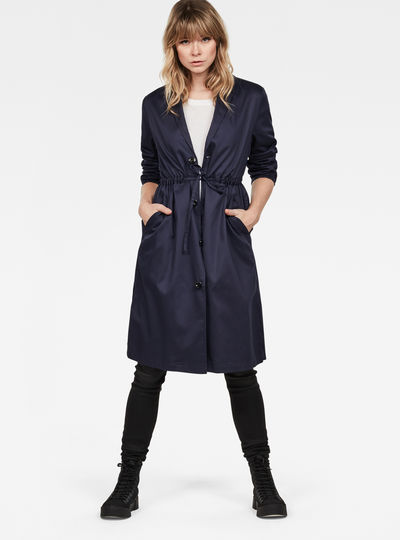 Deline Long Loose Trench