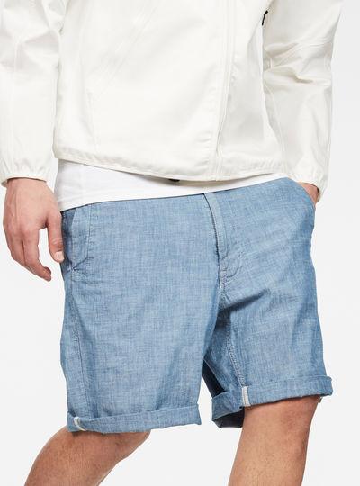 Bronson Loose 1/2-Length Shorts