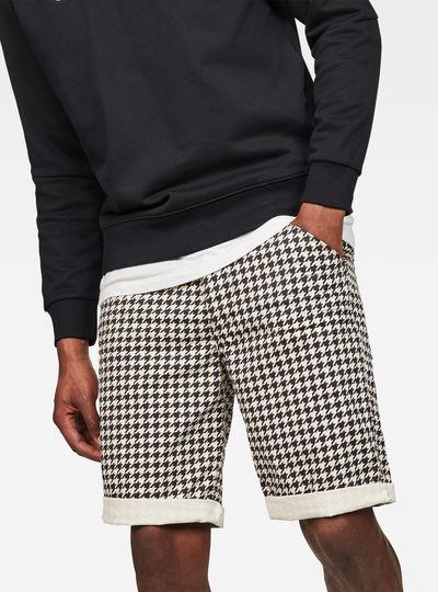 5622 3D Sport 1/2-Length Shorts
