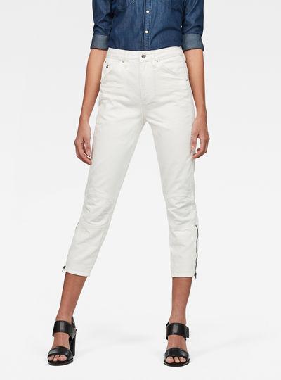 Raw Essentials 5622 Ultra High Waist Straight 7/8 Jeans