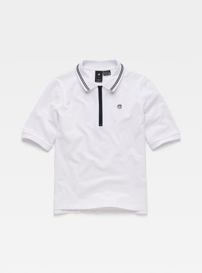 Raw Correct Slim 1/2-Sleeve Polo