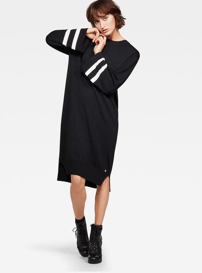 Flat Knit Dress