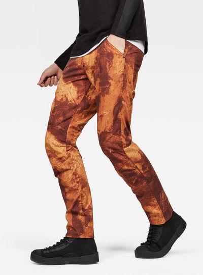 5622 G-Star Elwood 3D Tapered Color Jeans