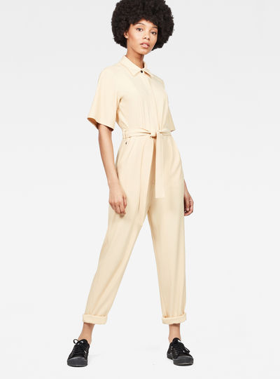 Bristum Deconstructed Jumpsuit