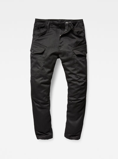 Rovic mt 3D Straight Tapered Jeans