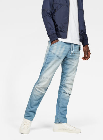 5620 G-Star Elwood 3D Sport Tapered Jeans