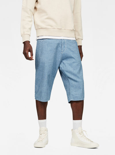 Arc 3D Relaxed 1/2-Length Shorts