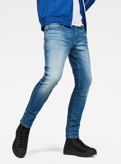 b413182bb09 3301 Deconstructed Skinny Jeans
