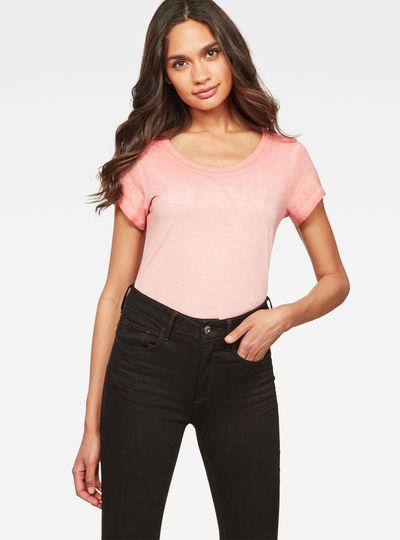 Teri  Slim T-shirt