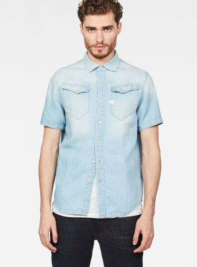 3301 Straight Shirt