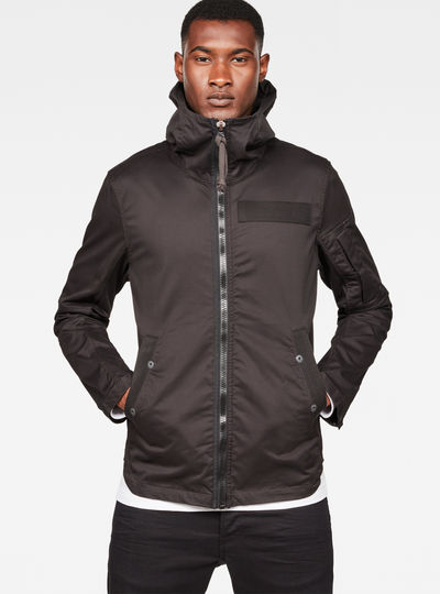 Batt Hooded Jacket
